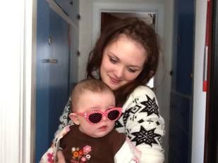 How Does Katie Yeager Make Money to Support Baby Molli? The 16 and Pregnant Star Tells All