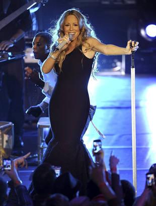 Mariah Carey Thinks Nicki Minaj Can't Sing, Shouldn't Judge American Idol: Report