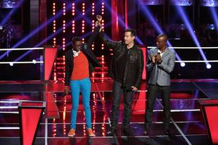"""Watch De'Borah and Nelly's Echo Sing The Police's """"Message in a Bottle"""" on The Voice Battle Rounds, October 8, 2012 (VIDEO)"""