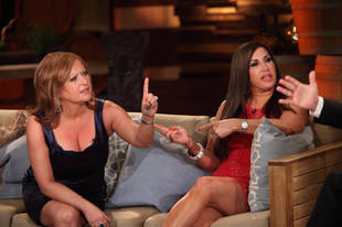 """The Real Housewives of New Jersey Season 4 Reunion: Caroline Manzo Was """"Hoping"""" For a Resolution"""