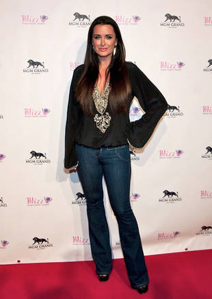 Real Housewives' Kyle Richards Shows Off the Clothes She'll Never Wear Again, Thanks to Real Housewives of Beverly Hills Memories