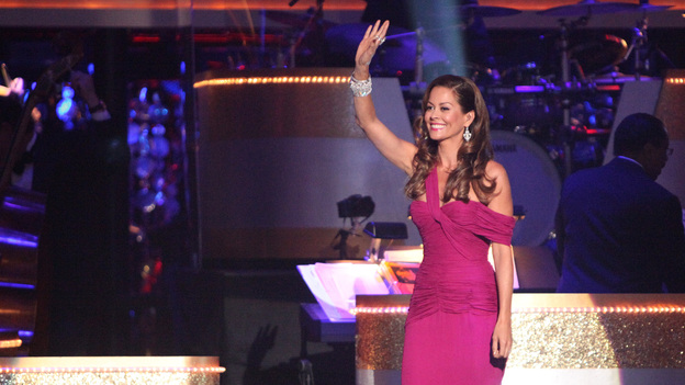 DWTS' Brooke Burke on All-Stars: You've Got to Be Crazy to Do Our Show Twice