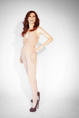 True Blood's Carrie Preston Goes Nude! Does She Look Hot or Not? (PHOTO)