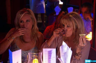 """Aviva Drescher Calls RHONY Co-Stars """"Pent Up Cougars"""" Who Drink Too Much"""