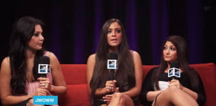 Did Pregnant Snooki Party While Filming Jersey Shore Season 6?