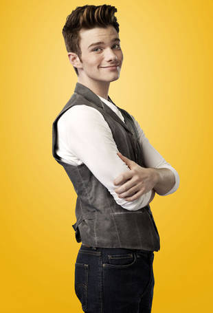 """Glee's Chris Colfer on His Season 4 Guest Stars: Who's a Total """"Badass""""? — Exclusive"""