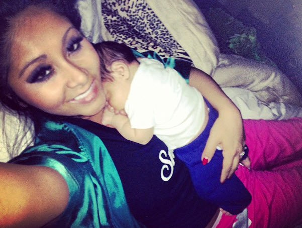 """Snooki Slams New Story Claiming She's Back to Partying All the Time: """"SO False"""""""