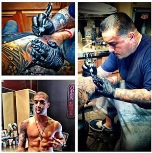 Did DWTS Pro Mark Ballas Get a New Tattoo? (PHOTO)