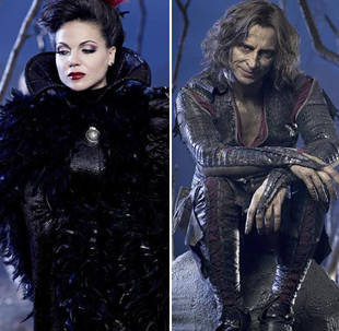 Once Upon a Time Burning Question: What Is Rumplestiltskin's Connection to Regina and Cora?