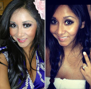 Snooki Gets Her Dark Tan Back: Is Tan or Pale Hotter? (PHOTOS)