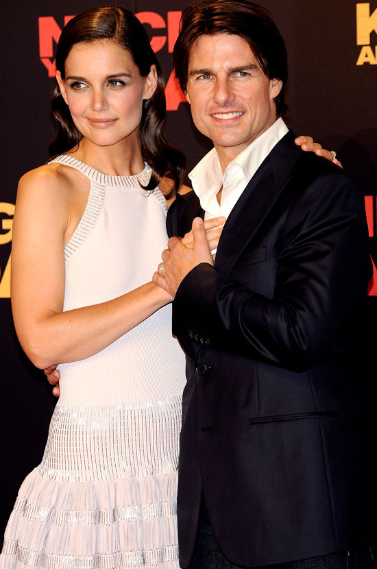 Katie Holmes and Tom Cruise Ended Marriage Six Months Before Official Split: Report