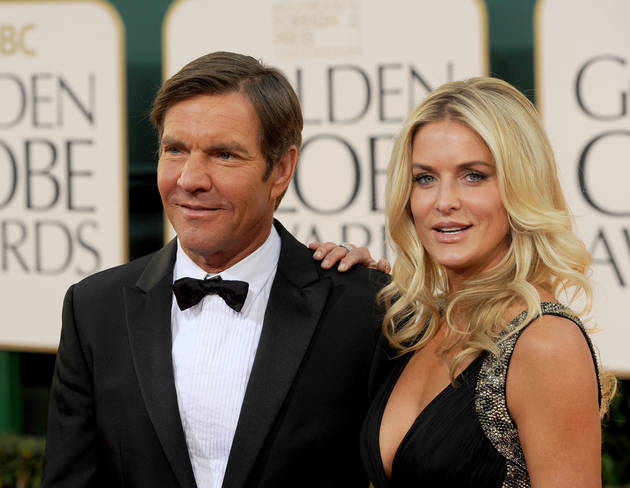 Dennis Quaid and Wife Separate After Eight Years, Cheating to Blame: Report