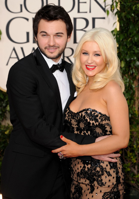 5 Things You Need to Know About Christina Aguilera's Boyfriend, Matt Rutler