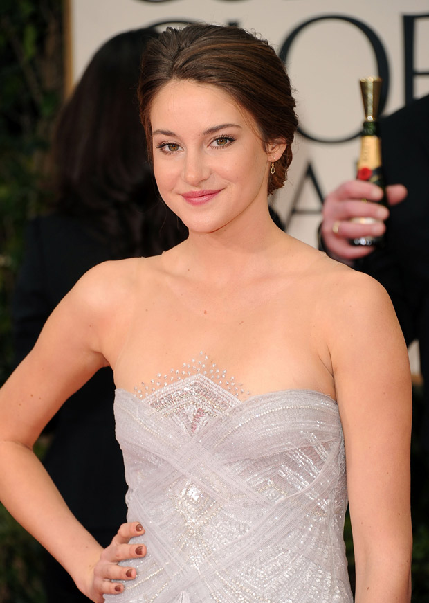 Shailene Woodley Confirmed to Play Mary Jane in The Amazing Spider-Man 2