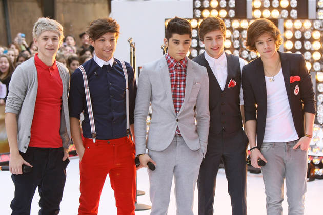 Glee Season 4 Music Spoilers: Expect a One Direction Song at Sectionals!