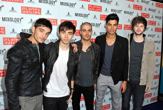 "British Boyband The Wanted Regrets Calling Christina Aguilera a ""Total Bitch"""