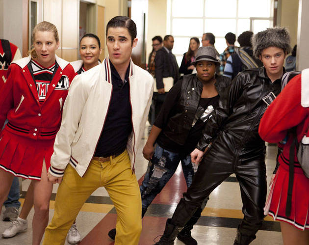 Is Glee The Most Inclusive LGBT Show On Network TV? GLAAD Says…