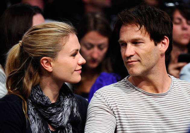 "Anna Paquin Shares Her and Stephen Moyer's Love Story, Says ""We're Best Friends"""