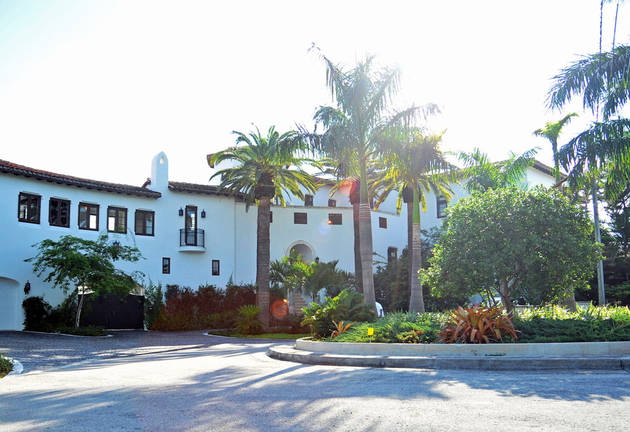 See Kim Kardashian and Kanye West's New Miami Mansion! (PHOTO)