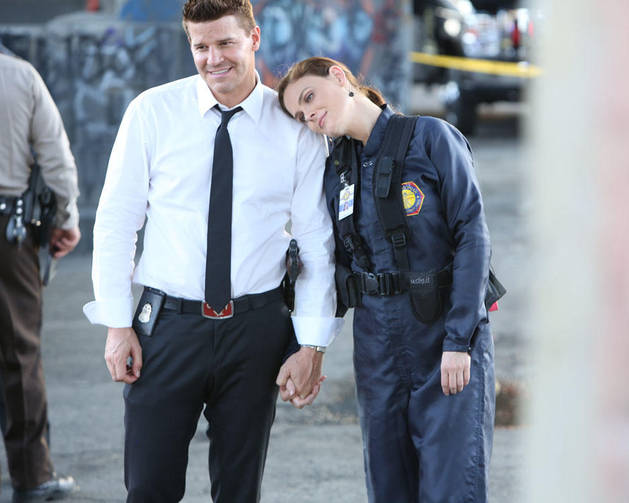 """Bones' Booth and Brennan """"May Be"""" Headed for a Wedding — But There's a Twist!"""