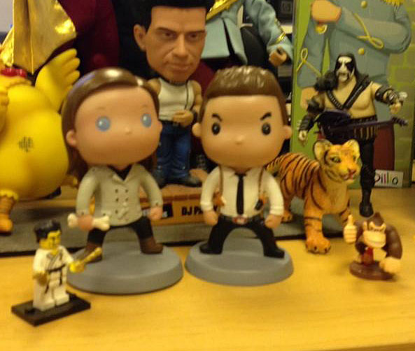 Bones's Booth and Brennan as Adorable Action Figures! Check Out This Fan-Made Memorabilia