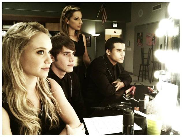 Glee Season 4 Spoilers: Which Two New Faces Have Joined The New Directions? (PHOTO)