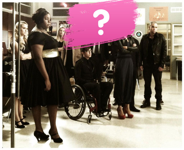 Glee Season 4 Photo: [SPOILER] Is Back for Sectionals — But the New Directions Don't Look Happy!