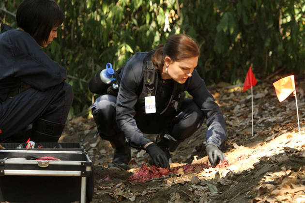 Is Bones on Tonight: Monday, October 8, 2012?