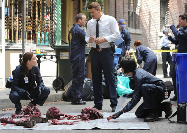 Is Bones New Tonight: Monday, October 29, 2012?