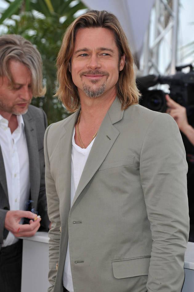 Brad Pitt Pledges $100K For Marriage Equality, Some Argue Money Should Go to Hurricane Relief