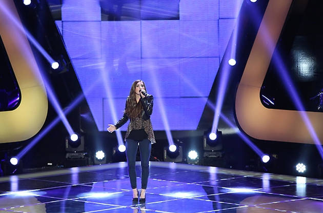 "Watch Celica Westbrook Sing Christina Perri's ""A Thousand Years"" in The Voice Season 3 Blind Auditions on Oct. 1, 2012 (VIDEO)"