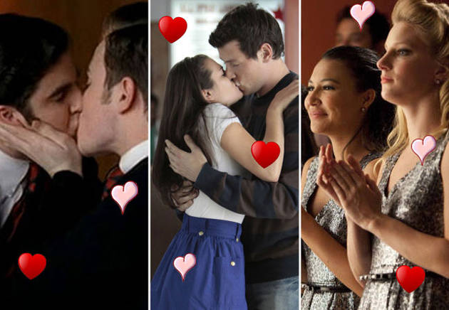 Brittana, Klaine, or Finchel: Which Glee Fans Raised The Most Money for Charity?