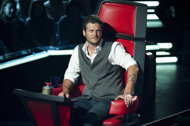 What Is Voice Coach Blake Shelton's Biggest Fear?
