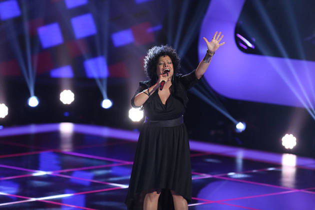"Watch Nicole Nelson Sing Leonard Cohen's ""Hallelujah"" in The Voice Season 3 Blind Auditions on Sept. 12, 2012 (VIDEO)"