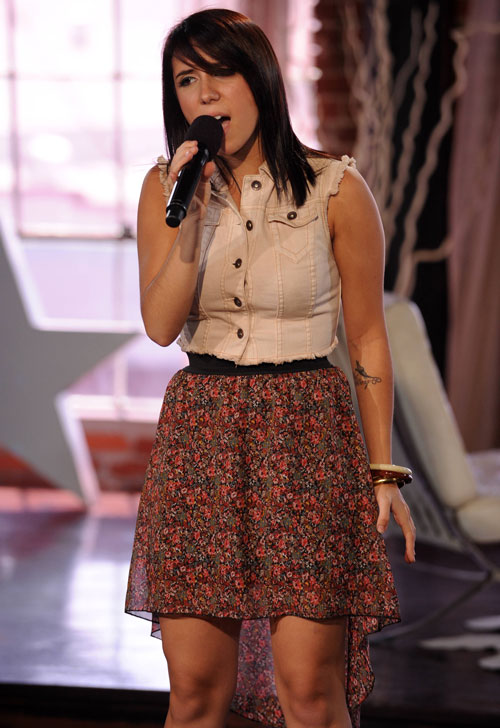 Jillian Jensen Cut From X Factor 2012 Finalists — Will Not Go On to Live Shows