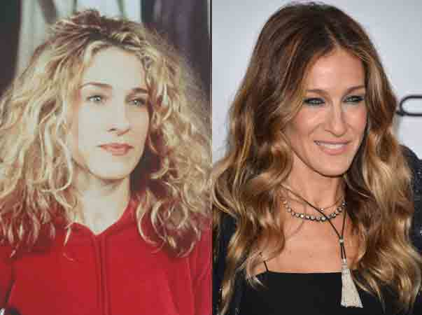 Sarah Jessica Parker and Kristin Davis Reunite! Which Sex and the City Star Has Changed the Most?