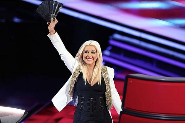 """Who Did Christina Aguilera """"Steal"""" During The Voice Season 3 Battle Rounds?"""