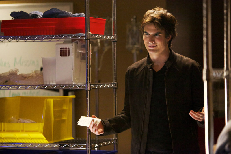"Top 10 Damon Snarks from The Vampire Diaries Season 4, Episode 3, ""The Rager"""