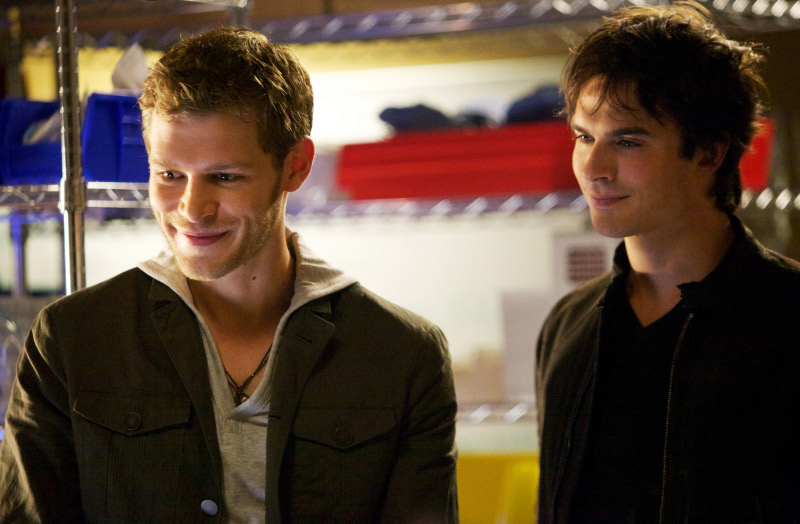 "The Vampire Diaries Season 4, Episode 3, ""The Rager"" Spoilers: Joseph Morgan Explains Why Klaus is Still in Town"