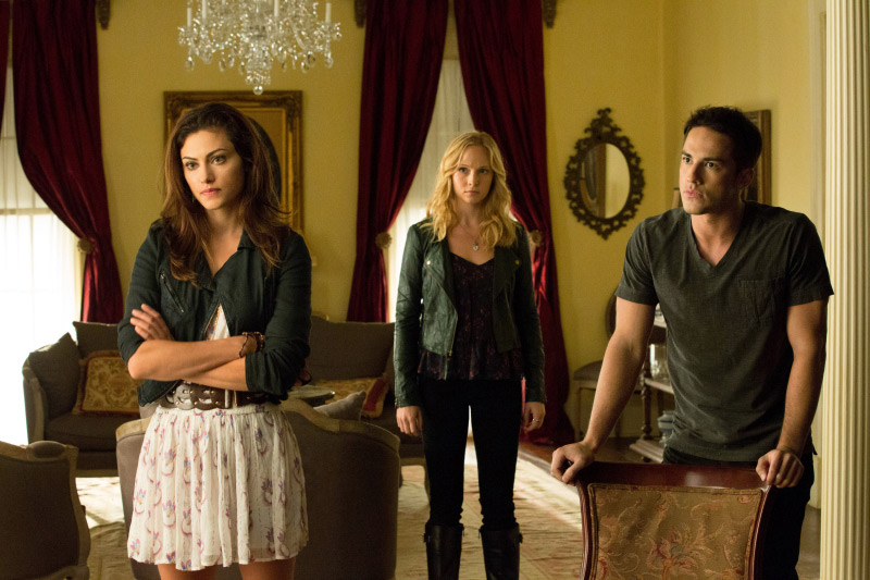 Vampire Diaries Season 4 Poll: Did Tyler Cheat on Caroline With Hayley?
