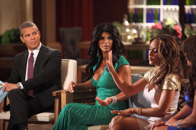 Joe Gorga Reveals His Stripper Past and More WTF Moments From The Real Housewives of New Jersey Season 4 Reunion, Part 3