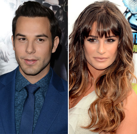 Pitch Perfect's Leading Man, Skylar Astin — What's His Connection to Glee's Lea Michele?