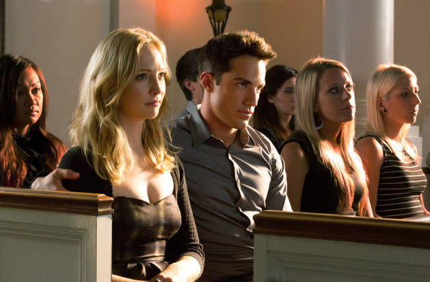 Is Vampire Diaries New Tonight, October 18, 2012?