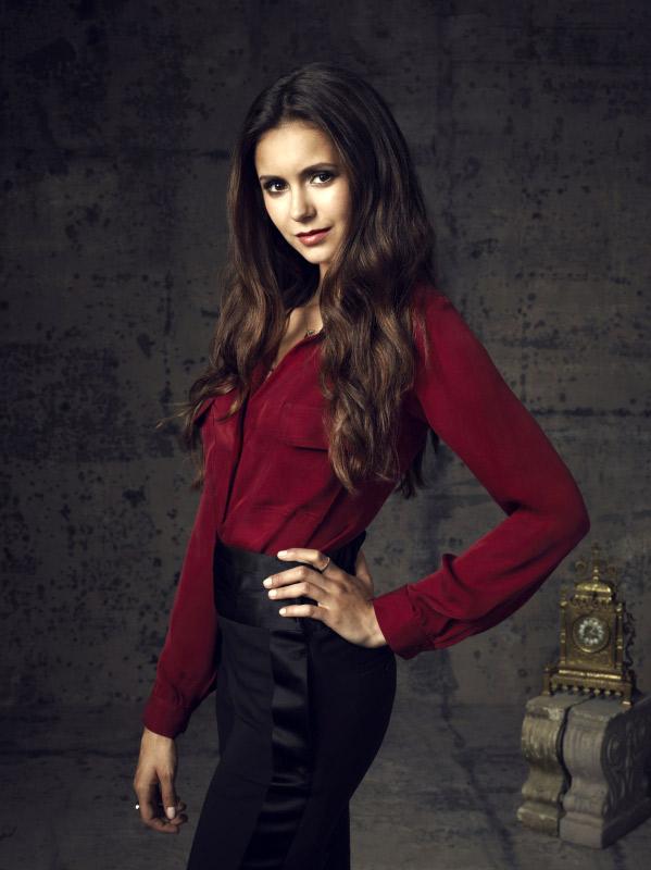 Vampire Diaries Season 4: [Spoiler] Has a Hot Hookup Scene