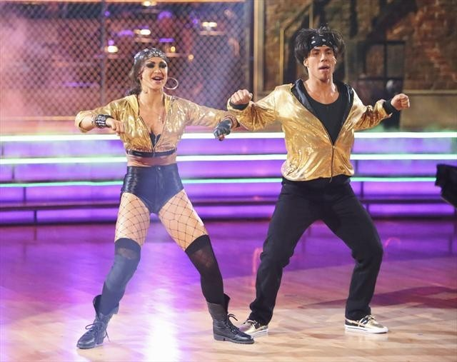 "Apolo Ohno: Expect Hilarious Outfits and a Big Afro in ""Guilty"" DWTS All-Stars Samba"