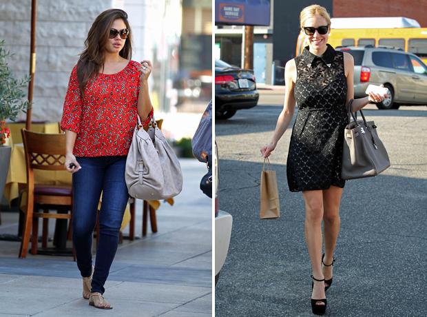 Kristin Cavallari vs. Vanessa Lachey: Who Has The Hotter Post-Baby Bod? (PHOTOS)