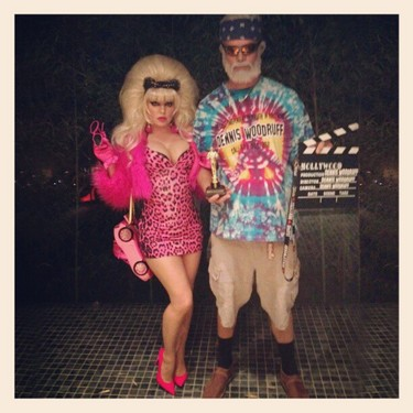 Guess the Celeb Couples in These Creative Halloween Costumes (PHOTOS)