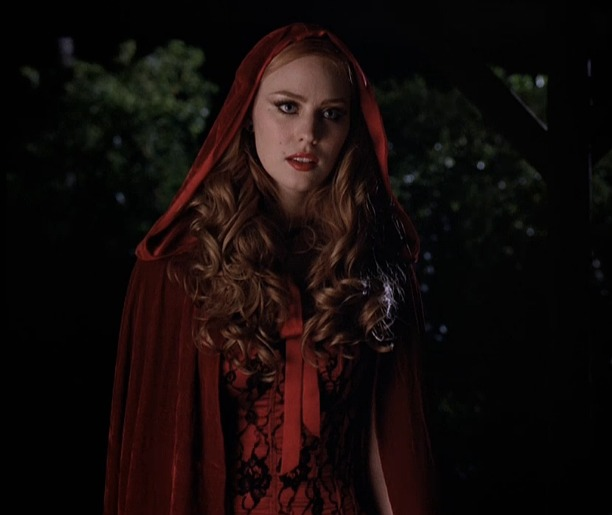 How to Dress Up as True Blood's Jessica Hamby For Halloween — Red Riding Hood Style! (PHOTOS)