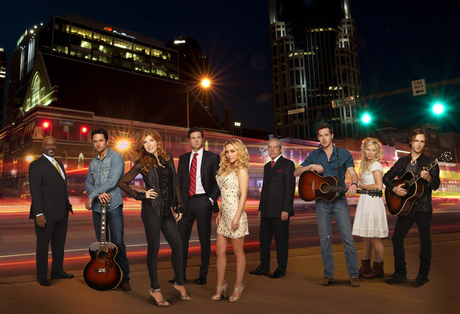 ABC's Nashville Way Hotter Than NBC's Chicago Fire