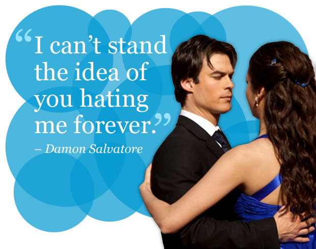 Damon's Best Quotes About Elena on The Vampire Diaries